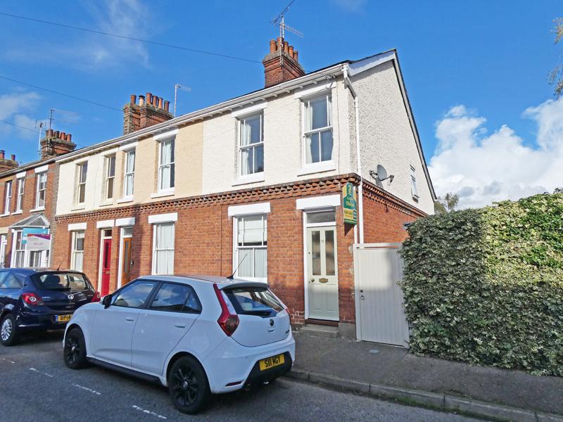 St Martin's Street, Bury St Edmunds