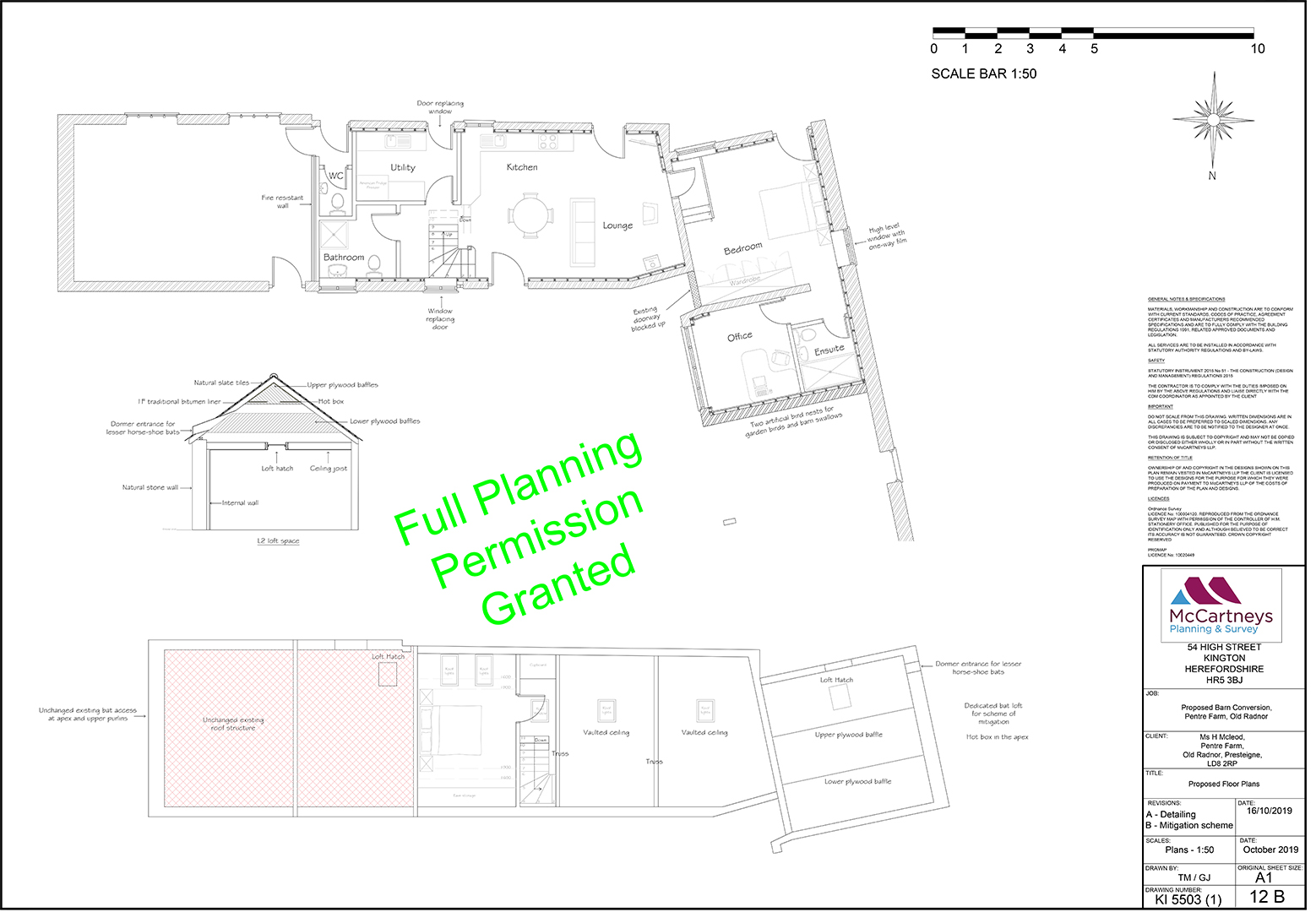 Architectural Plans 2